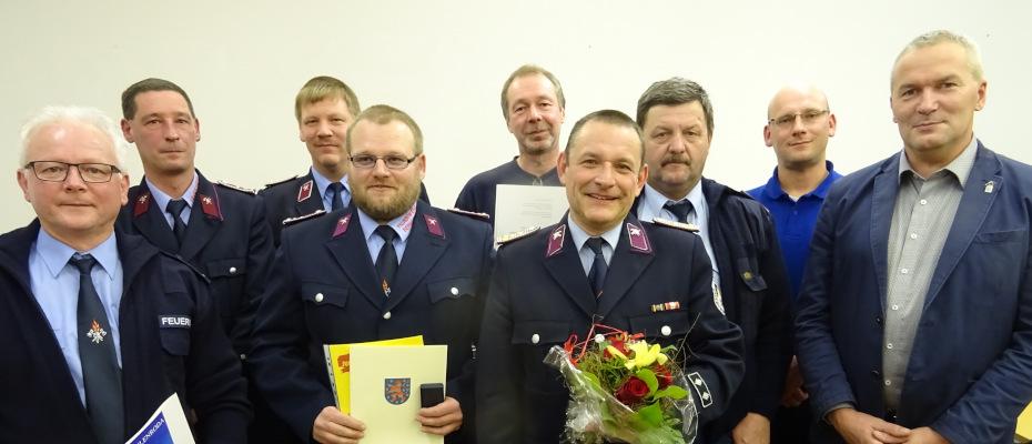 08.02.2019 – Jahreshauptversammlung der Feuerwehr Bernsgrün