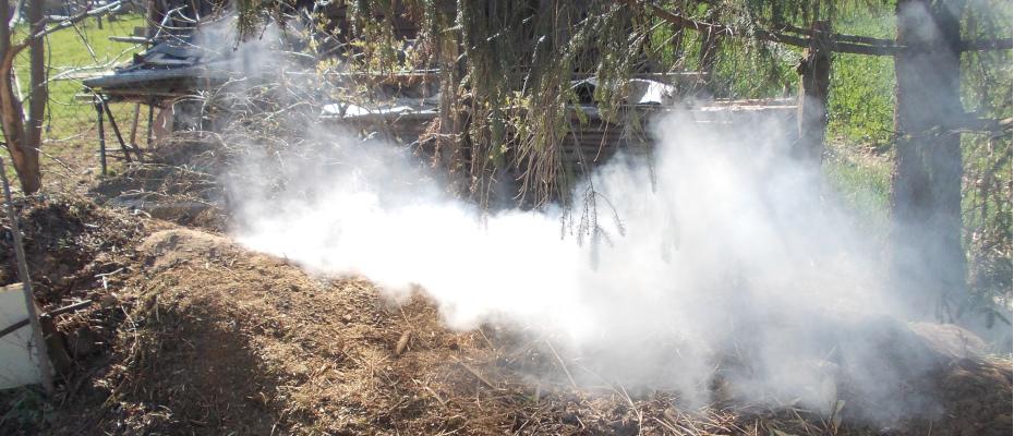 07.04.2019 – Einsatz  Rauchentwicklung in Bernsgrün