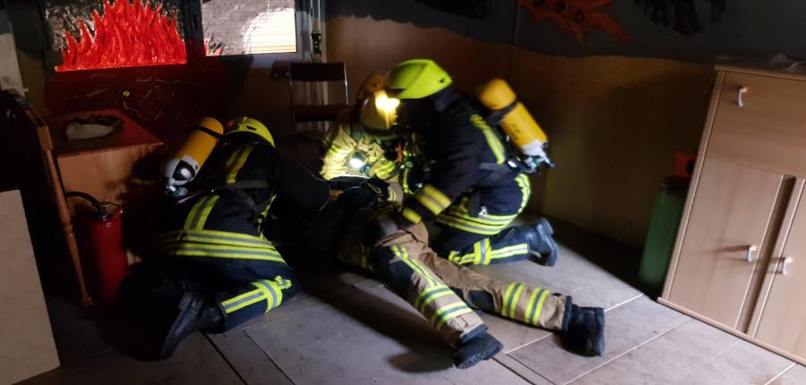 Atemschutzmodulausbildung der Feuerwehr Zeulenroda- Triebes