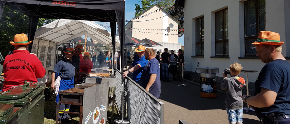 30.05.2019 – Himmelfahrt in Bernsgrün