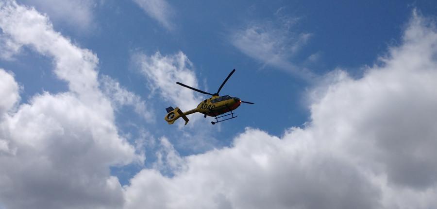 07.07.2019 – Einsatz Absicherung Hubschrauberlandung