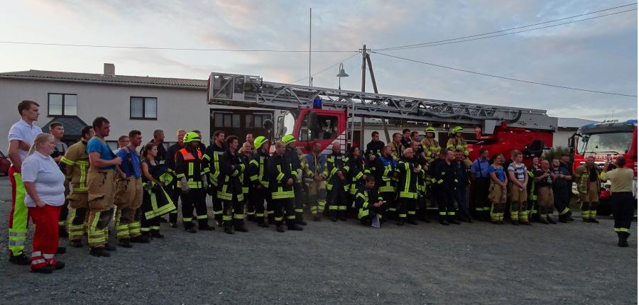 06.09.2019 – Atemschutzgeräteträger der Oberlandgemeinden im Einsatz