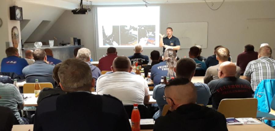 27.-28.09.2019 Atemschutzweiterbildung und Weiterbildung der Führungskräfte im Atemschutz